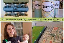 Saving money ideas
