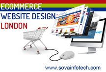 Ecommerce website design london