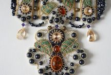 Bead Embroidery / by Golden Age Beads