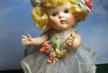 Vintage dolls and toys. / by Adriana Jacqueline