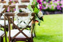Tropical themed wedding ideas and decorations