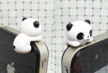 Pandas / Pandabären <3