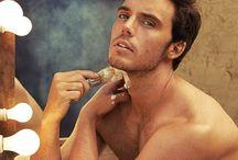 Sam Claflin / My favourite actor ❤
