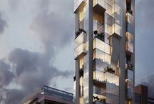 SIarchitects_High rise towers / Inspirations and projects by Si architects rising high in the sky.