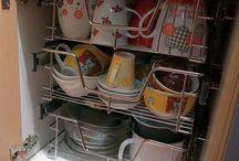 Küche Ordnung