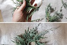 Winter DIY ideas