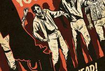 Propaganda Posters / by Melissa Cruz-Campbell