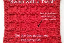Knitting/Crochet stuff