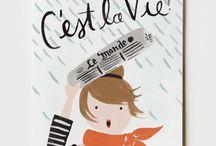 C'est la vie / by Tempo da Delicadeza