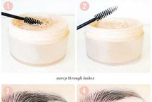 Makeup Hacks / Easy And Quick DIY Makeup Hacks, Beauty Secrets, Tips And Tricks For Teens, For Women, And For Beginners.  We Cover Eyeliner, Eyeshadow, Foundation, Contouring, Eyelashes, Eyebrows, Mascara, And Lipstick.Make Up Hacks Are Great For The Lazy Girl, The Cheap Girl, Or If You Want Drugstore Dupes To Do What Name Brands Can.Step By Step Tutorials And Hacks For Acne, Scarring, And Dark Circles. These Lazy Girl Beauty Hacks Are Simple, Natural, And Essential To Your Routine.  Save Time And Save Money.