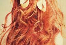 hair / by Dana Willard