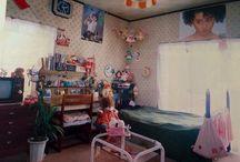 80年代 部屋