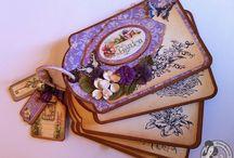 Scrapbooks and Paper Crafts