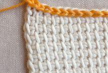 Crochet tunesian crochet tunisian crochet