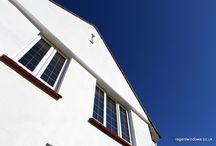 Hatherley Cheltenham 2016 / uPVC windows and aluminium bi-folding doors