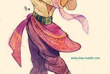 Esmeralda Genderbend