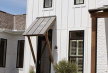 Door roof