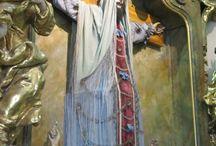 Wilgefortis: la santa barbada
