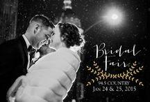 BRIDAL FAIR !! / How Dillon House Events plans to present at the Bridal Fair