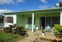 Viñales / Hier vind u al onze casa particulares in Viñales.