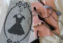 Moda-haft krzyżykowy