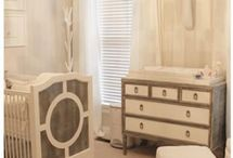 Nursery Ideas / by Julie & Lauren {bornandbread}