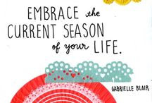 Quotes / by Claire Berge