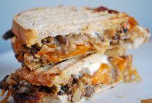 Sandwich / tortilla