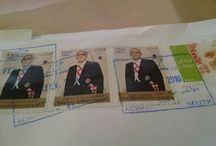 Postmarks from the world