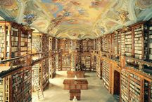 Wanderlust - Libraries Around the World