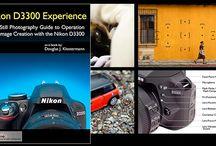 Nikon D3300 / by Kim Lawton