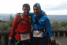 Trail Algámita-Morón 21 de Marzo de 2015