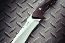 Красивые ножи