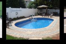Pools / Pool ideas for the new house / by Sherry Blum