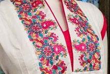 Punjabi sewing patterns