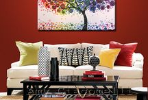 Home Decorating I Like / Interior Designs for Home / by Rosie Frias