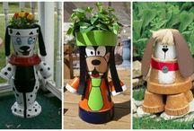 puppy dog ornaments