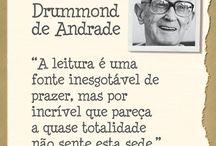 Carlos Drummond.