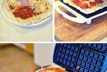 Waffle meals