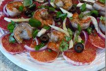 salad / by Cheryl Sigler