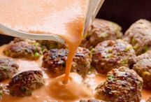 Food / Turkey meatballs