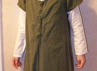 Keskiajan lasten puvut
