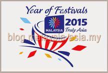 Malaysia Year of Festivals 2015