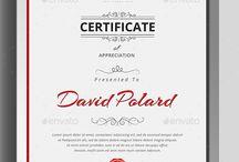 Design pembuatan sertifikat
