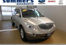Featured New or Pre-Owned Vehicles / by Sommer's Automotive