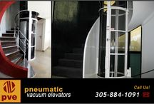 PVE Photo Gallery / Pneumatic Vacuum Elevators LLC, we are the designers and manufacturers of the only vacuum elevators in the world. PVE is an innovative, technology driven company that is revolutionizing how people and goods are transported vertically.