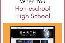 Homeschool High School / Homeschooling during the teens years although exciting, can also be frightening, but you can find support everywhere. We look forward to helping you in this journey! http://www.yellowhousebookrental.com/