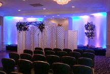 The William Penn Inn / Different Set-up & Locations for your reception at The William Penn Inn