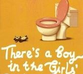 There's a boy in the girls bathroom