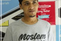 Kaos pengusaha muslim